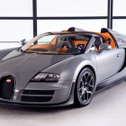 The Bugatti Veyron Grand...
