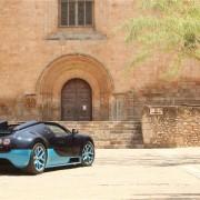 2013-Bugatti-Veyron-Grand-Sport-Vitesse-rear-three-quarters