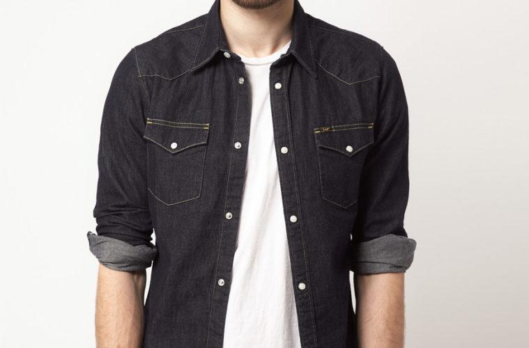 Lee Western Denim Shirt