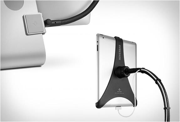 iPad Hoverbar