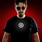 Tony Stark Light up LED ...