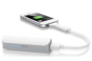 iPhone Mobile Recharger