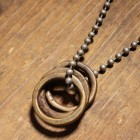 Three Rings Necklace