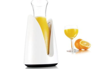 Rapid Ice Cooling Carafe