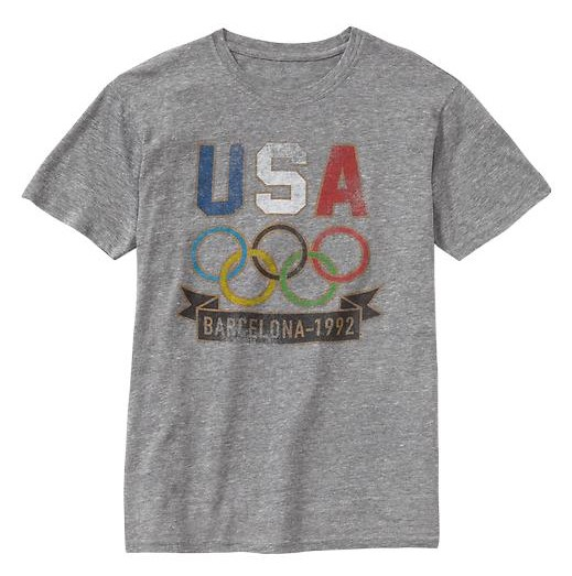 Olympic Vintage T-Shirts
