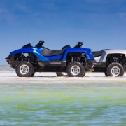 The Quadski - both a jetsky and an ATV 3
