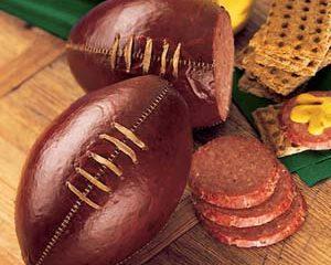 football-salami