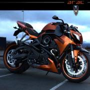 ARAC ZXS Concept 3