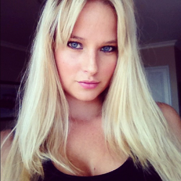 Genevieve Morton Hottest Personal Photo 1