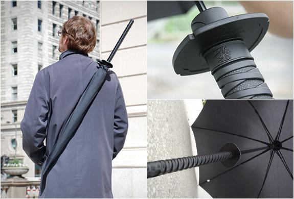 Samurai Umbrella Hispotion