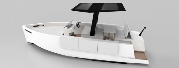 De Antonio Mini Yacht 20