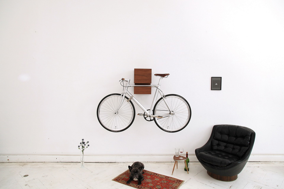 bicycles on the wall 6