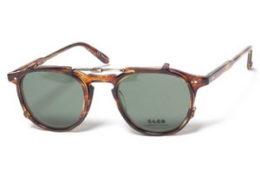 Hampton Chestnut glasses