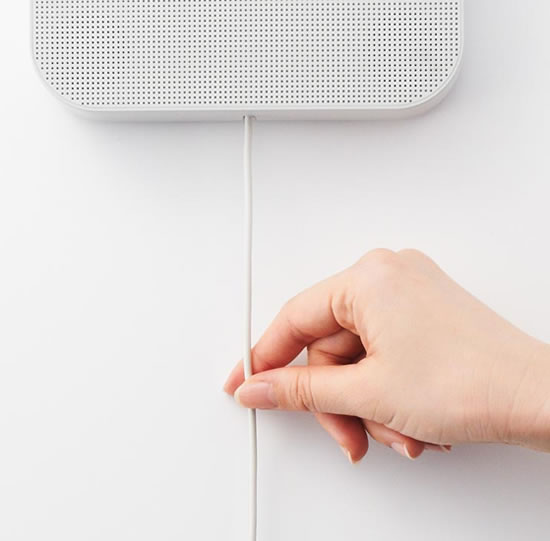 Wall Mount Bluetooth Speaker Hispotion