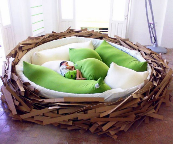 Weirdest Beds cool or weird? 10 unusual bed designs - hispotion