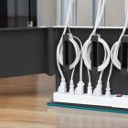 The Plug Hub Desk Cable ...