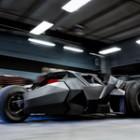 Custom Batmobile Tumbler...