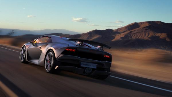 Lamborghini Sesto Elmento Hispotion