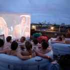 Hot Tub Cinema In London