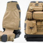 Gear Seat Cover Backpack