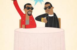 Jay-Z and Kanye got problems