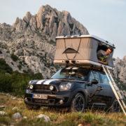 Mini Cooper Camper Concept 13