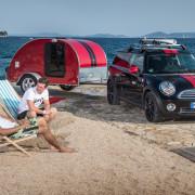 Mini Cooper Camper Concept 14