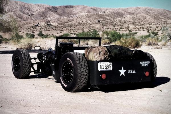 1945 Willys Jeep Rat Rod 3