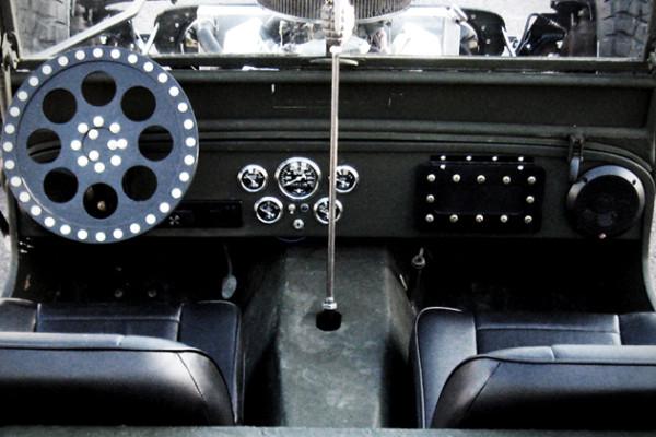 1945 Willys Jeep Rat Rod 5