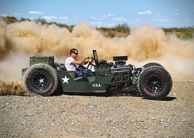 Hot Rods, Jeep, Rat Rods