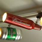 Beer Can Track Light