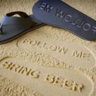 Follow Me Bring Beer Fli...