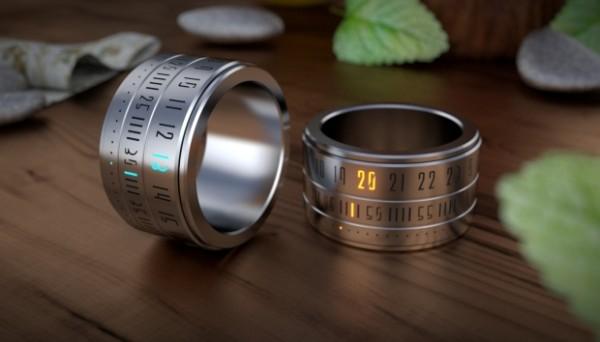 Ring Clock 2