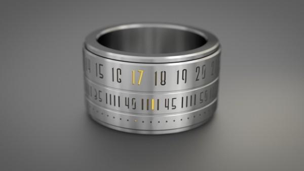 Ring Clock 4