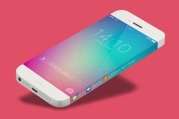 iPhone 6 Wrap-Around Screen