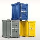 Container Storage Cabine...