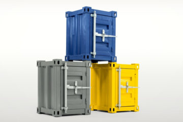 Container Storage Cabinets 2