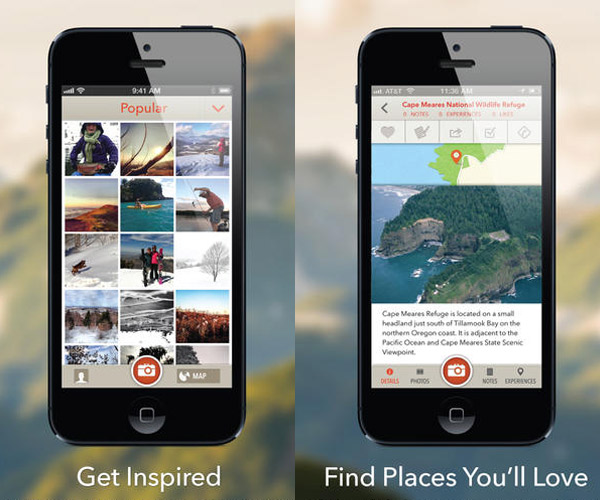 Yonder The Get Out And Explore App Hispotion
