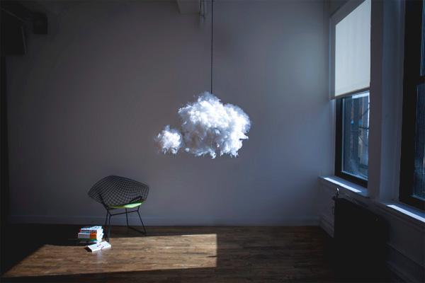 Cloud Lamp 2