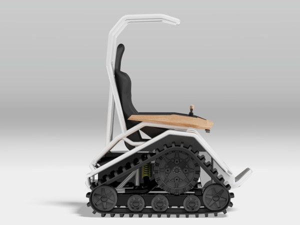 Der Ziesel The Ultimate Offroad Machine Hispotion