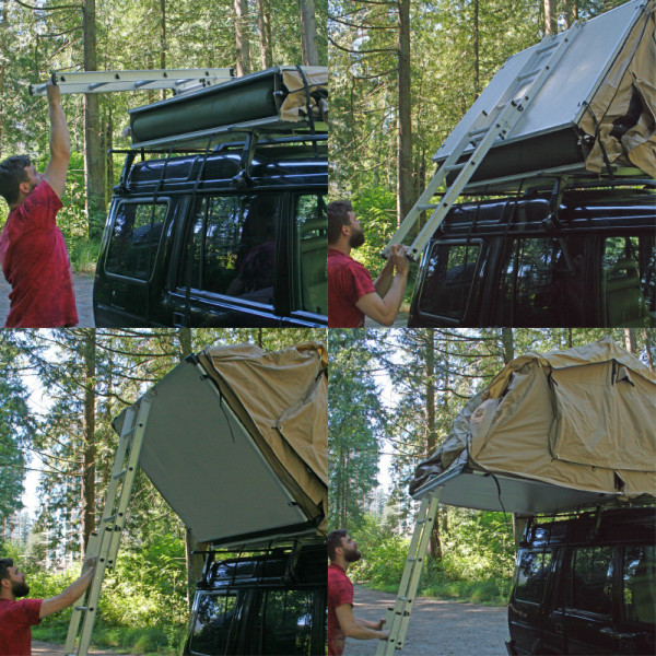 Roof Top Tent On Your Car Hispotion
