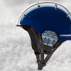 The Snow Foldable Helmet...