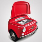 Fiat 500 Refrigerator by...