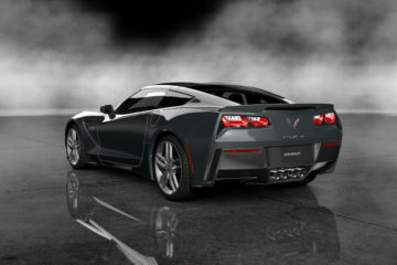 2014 CORVETTE STINGRAY COUPE 3