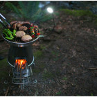 BaseCamp Stove Will Turn...