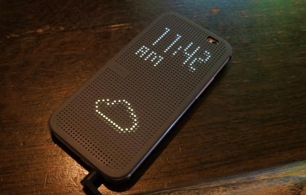 HTC Dot View Case - HisPotion