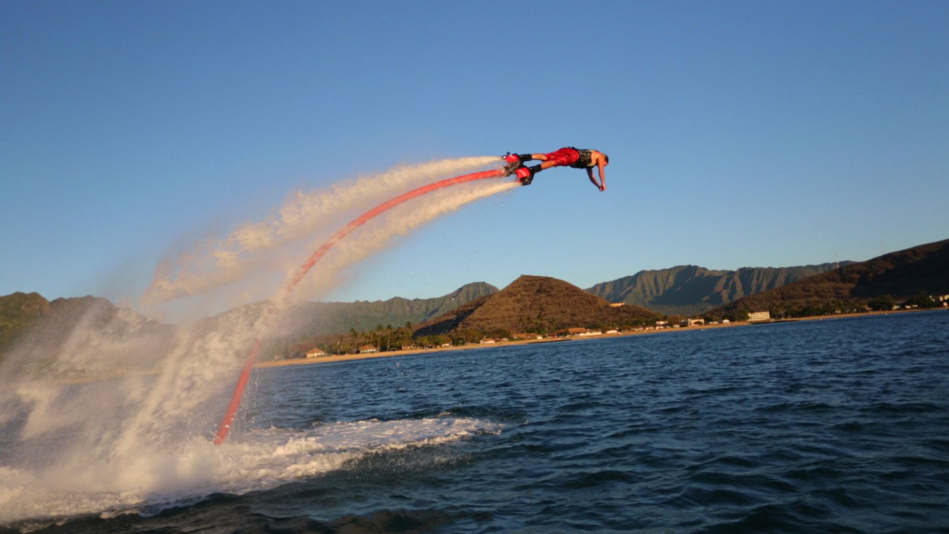 Surf The Sky With The Rocky Mountain Flyboard Hispotion