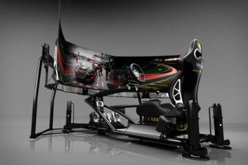 Vesaro Evolve Extreme Racing Simulator
