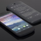 YotaPhone. The Two Scree...
