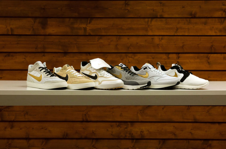 new products 46fba a4ef0 Nike NSW Gold Trophy Pack